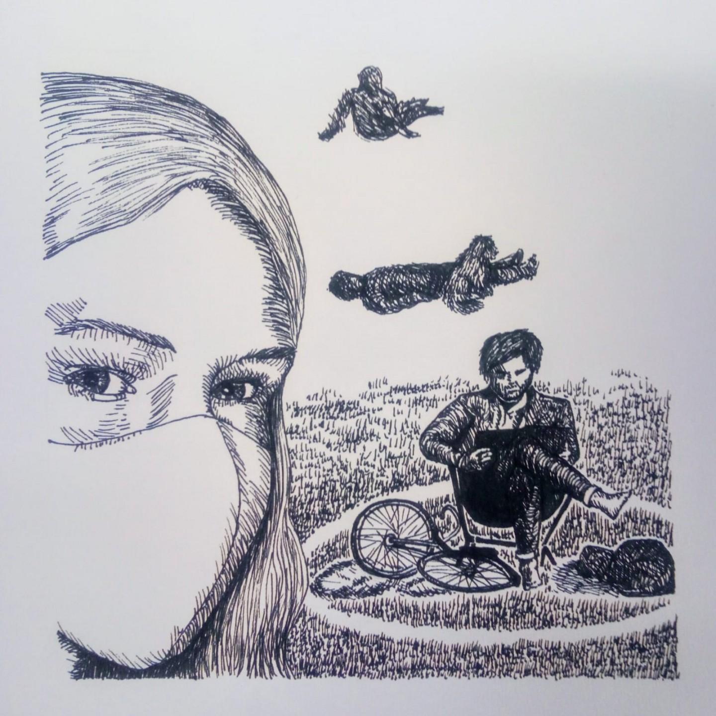 Ein künstlerischer Blick auf die Pandemie