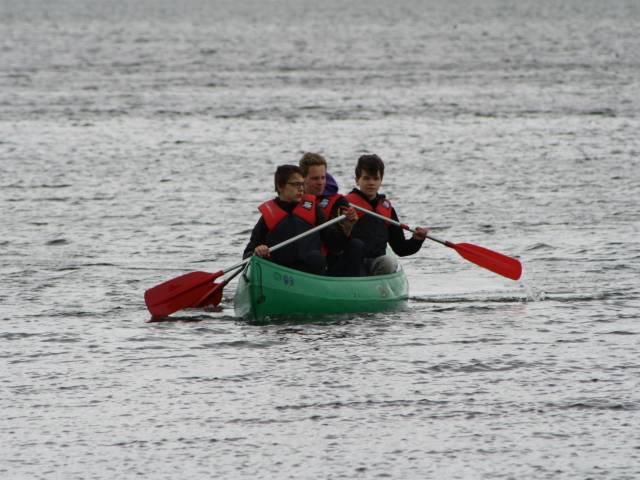 Aquacamp paddel